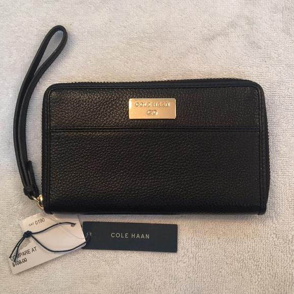 Cole Haan Handbags - COLE HAAN tech wallet
